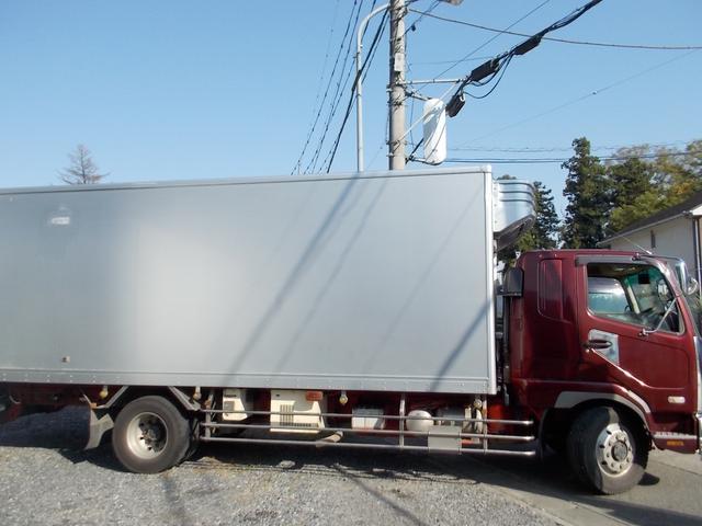 増トン 冷凍冷蔵車 7トン 冷凍車 エアサス スタンバイ(4枚目)