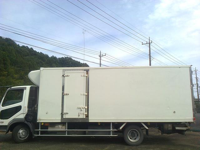 冷凍車 冷凍冷蔵車 ワイド 格納ゲート 低温 トープレ(5枚目)