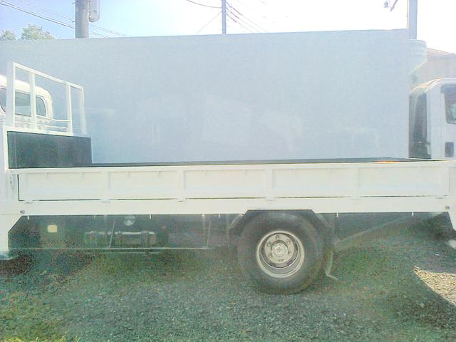 日産ディーゼル コンドル セルフローダー  重機運搬車 セルフ 積載車 積車