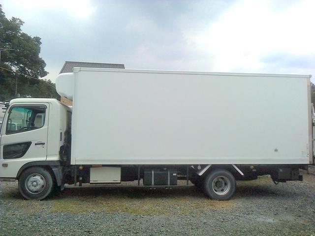 4トン 冷凍冷蔵車 冷凍車 スタンバイ パワーゲート 低温(4枚目)