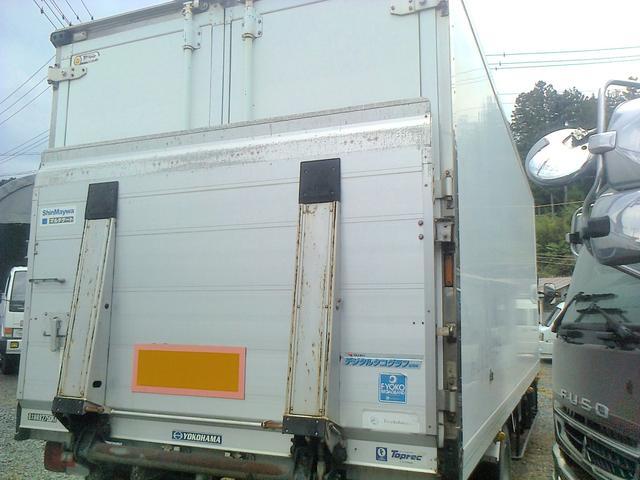 4トン 冷凍冷蔵車 冷凍車 スタンバイ パワーゲート 低温(5枚目)