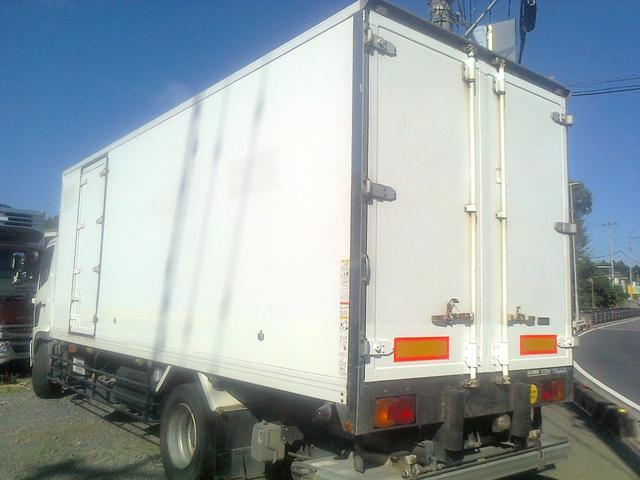 増トン 冷凍冷蔵車 冷凍車  格納ゲート 低温 ロング(3枚目)