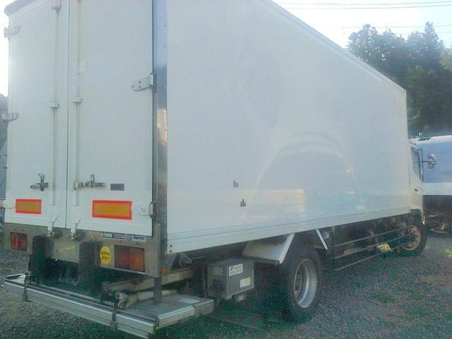 増トン 冷凍冷蔵車 冷凍車  格納ゲート 低温 ロング(4枚目)