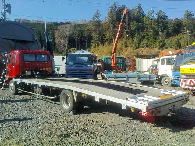 セーフティローダー ローダー 積載車 車両運搬車 回送車(3枚目)