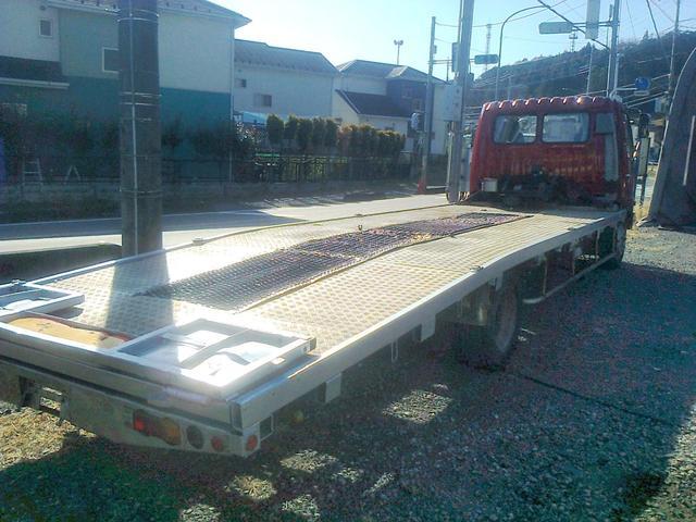 セーフティローダー ローダー 積載車 車両運搬車 回送車(6枚目)