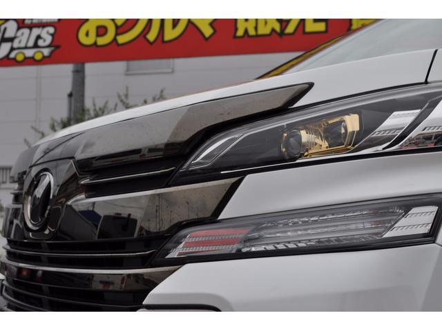 トヨタ ヴェルファイア 2.5Z Aエディション ゴールデンアイズツインムーンルーフ