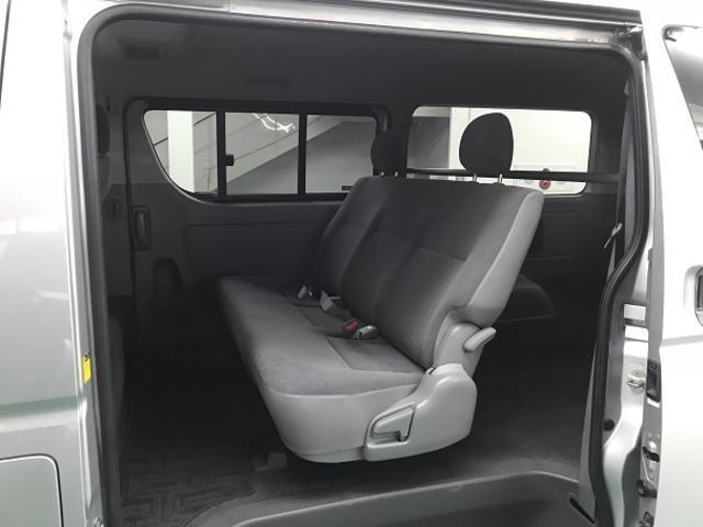 トヨタ ハイエースバン ロングワイドスーパーGL 4型仕様