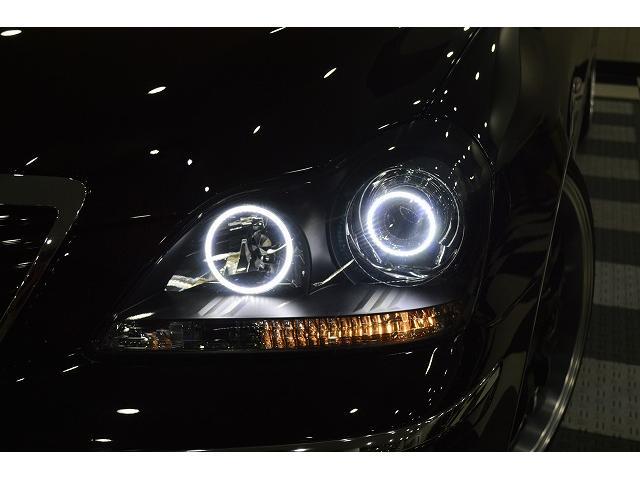 トヨタ クラウンマジェスタ Aタイプ 新品20AW エアロ 4連イカリング ETC