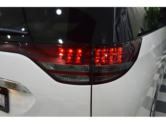 トヨタ エスティマ G 新品19AW ウィンカー連動式4連イカリング ETC
