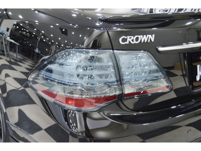 トヨタ クラウンハイブリッド ベースグレード 新品20AW エアロ ダウンサス