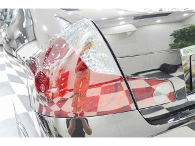 日産 フーガ 250GT 新品20AW エアロ 車高調 6連動式イカリング