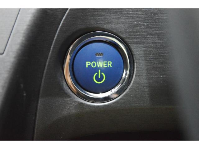 プッシュスタートなので鍵を回さなくてもボタン一つでエンジンの始動も楽チン◎