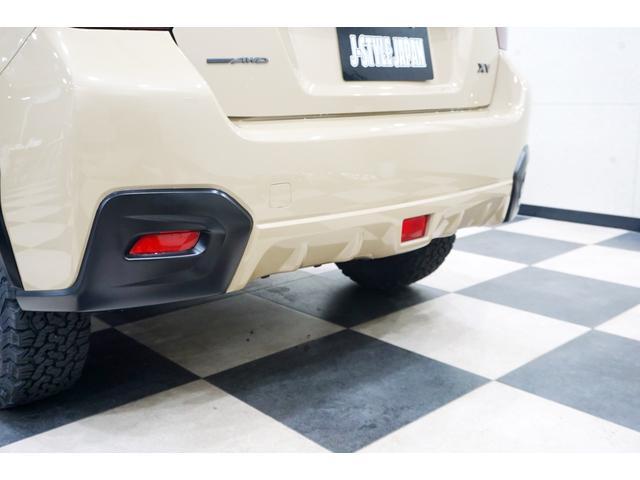 2.0i-L アイサイト 4WD 新品16AW リフトアップ ホワイトレター メモリーナビ フルセグ(14枚目)