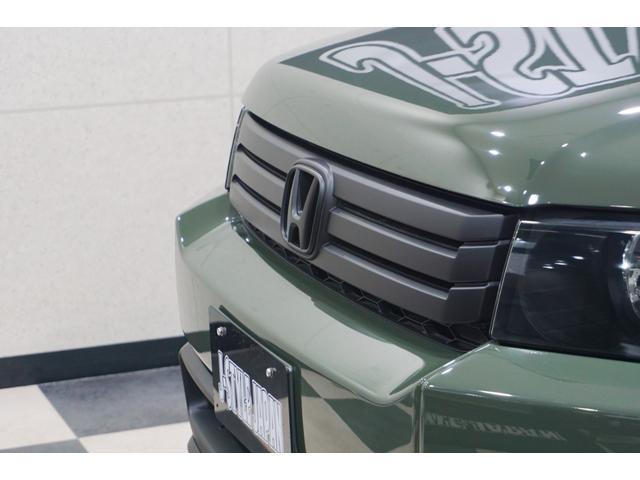 18L 特別延長保証付車 新品16AW リフトアップ グリル・エンブレム艶消しブラック塗装 ホワイトレター入オフロードタイヤ(6枚目)