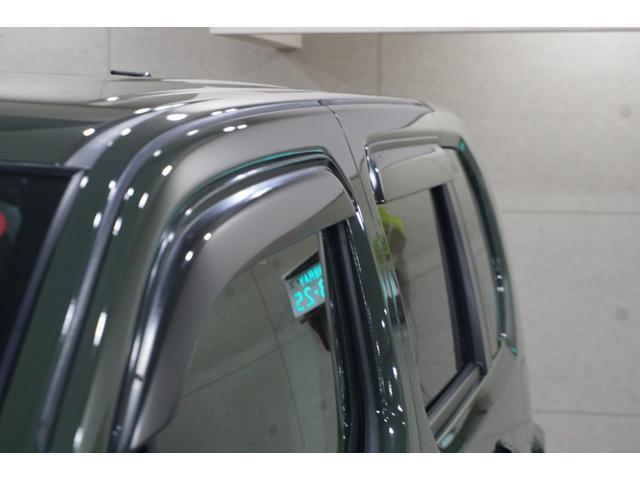 18L 特別延長保証付車 新品16AW リフトアップ グリル・エンブレム艶消しブラック塗装 ホワイトレター入オフロードタイヤ(7枚目)