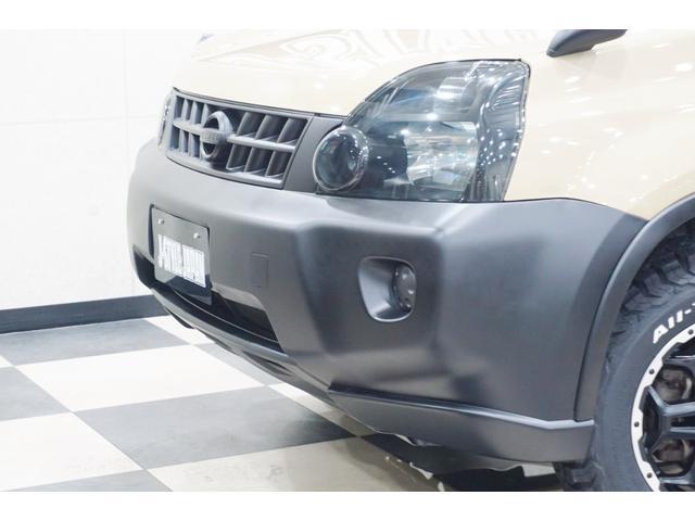 20S 特別延長保証付車 新品16AW 4WD リフトアップ グリル・バイザー艶消しブラック塗装 新品ナビ ホワイトレター入オフロードタイヤ(6枚目)