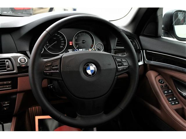 BMW BMW 523iハイラインPKG後期ターボブラウン革地デジBカメラ