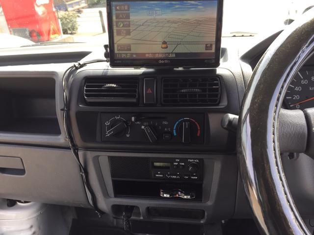 三菱 ミニキャブトラック VX-SE ナビTV
