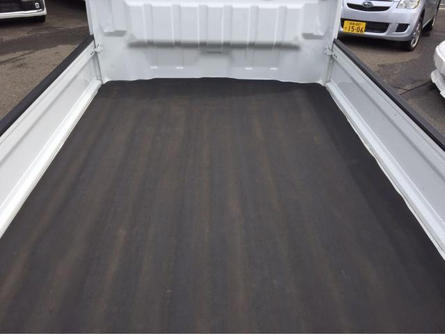 三菱 ミニキャブトラック M ワンオーナー 禁煙車 フロアマット 荷台マット