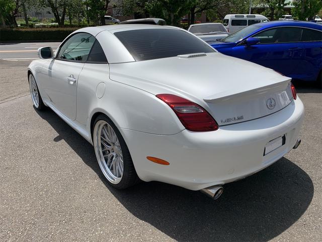「レクサス」「SC」「オープンカー」「神奈川県」の中古車9