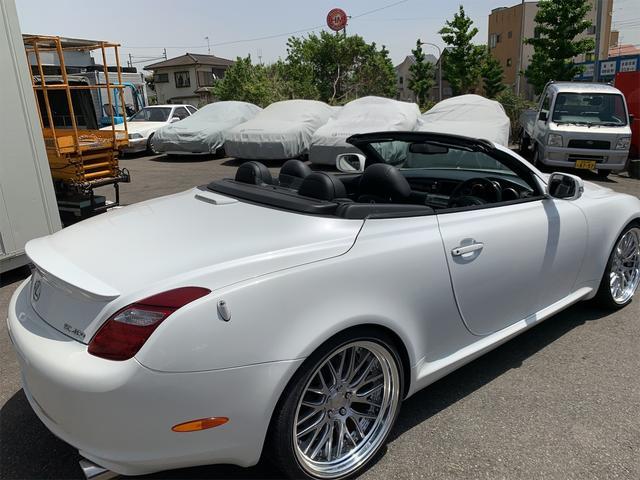 「レクサス」「SC」「オープンカー」「神奈川県」の中古車16