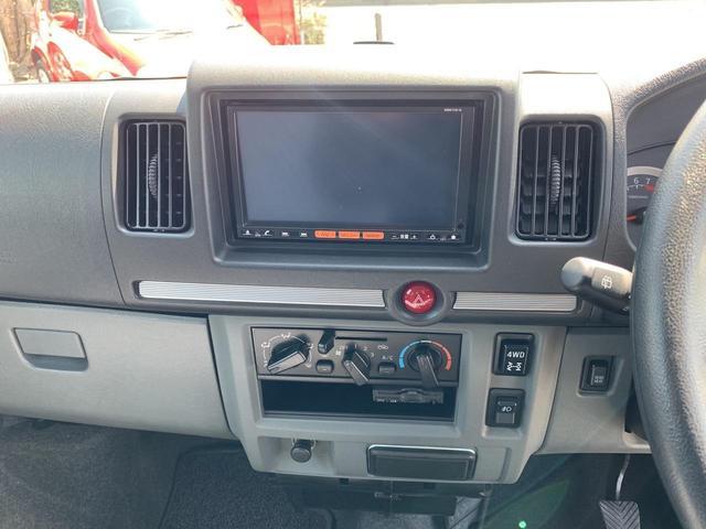 GXターボ 4WD ワンオーナ 新品タイヤ(10枚目)