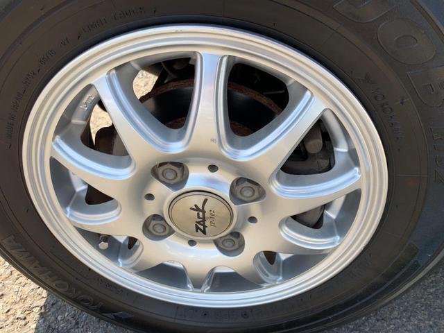 GXターボ 4WD ワンオーナ 新品タイヤ(19枚目)