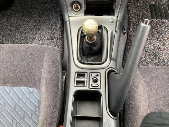 K's エアロSE MT エアロ 社外17AW AC 車高調 キーレス ETC(18枚目)