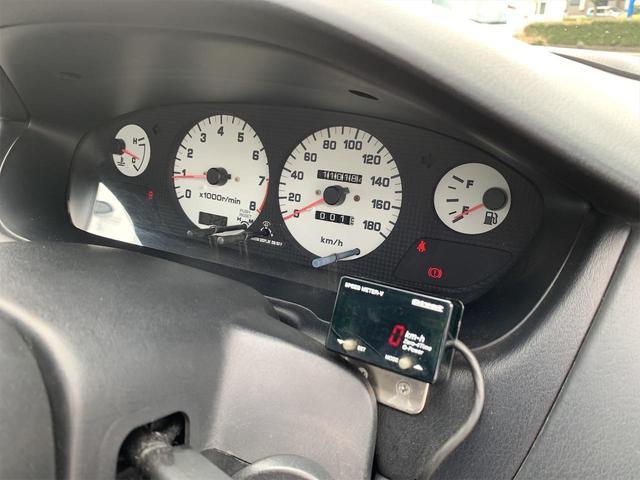 K's エアロSE MT エアロ 社外17AW AC 車高調 キーレス ETC(22枚目)