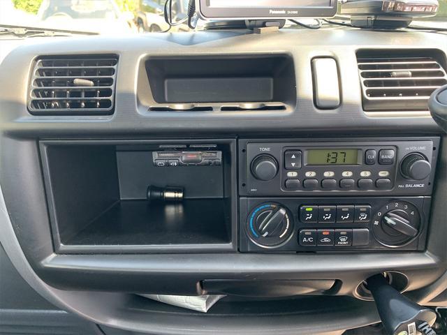 スーパーローDX エアバック パワーウィンドウ ETC ワンオーナー エアコン パワステ ポータブルナビ TV スペアキー オートマ 850kg(20枚目)