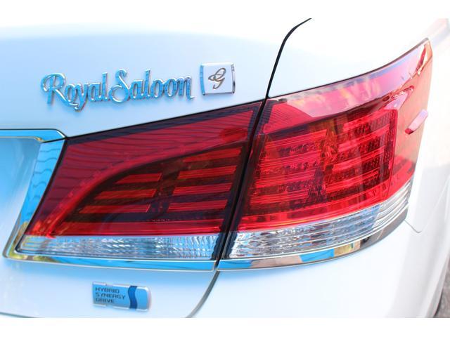 ロイヤルサルーンG 禁煙車 ムーンルーフ アドバンストPKG  レザーシートPKG 純正SDナビ BSM レーダークルーズ ETC2,0 ドライブレコーダー LEDライト バックカメラ フルセグ キャンセラー付(64枚目)