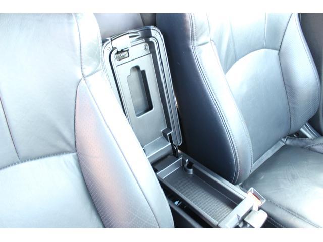 G 4WD/1オーナー/ロックフォードフォズゲートプレミアムサウンドシステム/本革シート/HDDナビ/バックカメラ/ETC/100V電源/盗難防止システム/スマートキー/パドルシフト/HIDライト(42枚目)