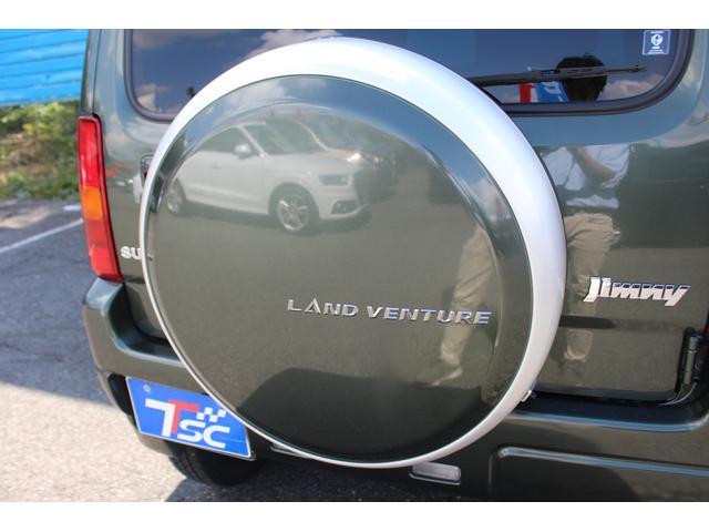 ランドベンチャー 禁煙車/ターボ/4WD/革シート/シートヒーター/3cmリフトアップ/電格ミラー/衝突安全ボディ/フォグライト/車検令和4年11月まで/プライバシーガラス/パワーウィンドウ(40枚目)