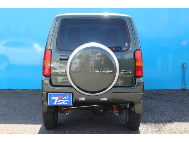 ランドベンチャー 禁煙車/ターボ/4WD/革シート/シートヒーター/3cmリフトアップ/電格ミラー/衝突安全ボディ/フォグライト/車検令和4年11月まで/プライバシーガラス/パワーウィンドウ(48枚目)