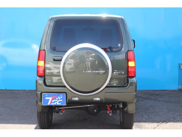 ランドベンチャー 禁煙車/ターボ/4WD/革シート/シートヒーター/3cmリフトアップ/電格ミラー/衝突安全ボディ/フォグライト/車検令和4年11月まで/プライバシーガラス/パワーウィンドウ(49枚目)