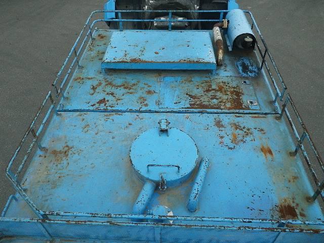 モリタ製 高圧洗浄車(17枚目)