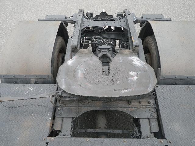 三菱ふそう スーパーグレート トラクタ リヤエアサス 一括緩和11400Kg イノマット