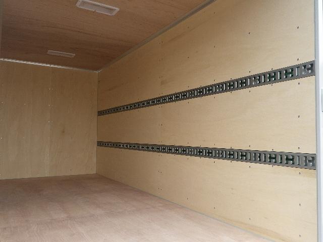 三菱ふそう キャンター 標準幅 ロング 全低床 積載3トン アルミバン