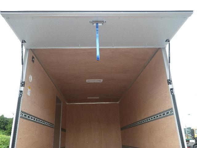 三菱ふそう キャンター ワイド幅ロング マルチゲート 積載3トン アルミバン