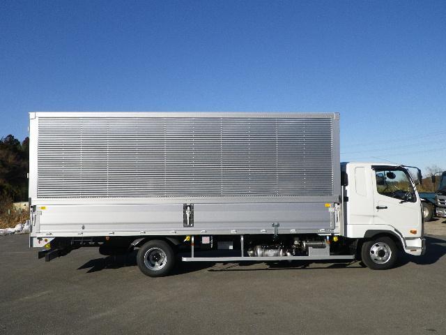 三菱ふそう ファイター ワイド幅 アルミウイング 積載3トン 登録済未使用車