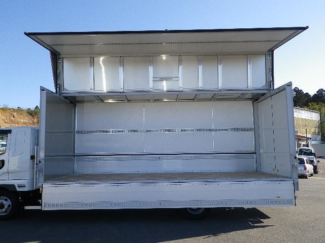 三菱ふそう ファイター ワイド幅 アルミウイング 積載3トン