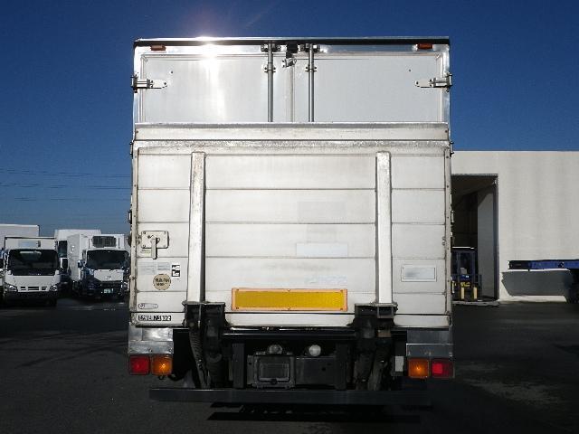 冷蔵冷凍車 マルチリフト 増トン 積載7.2トン(4枚目)