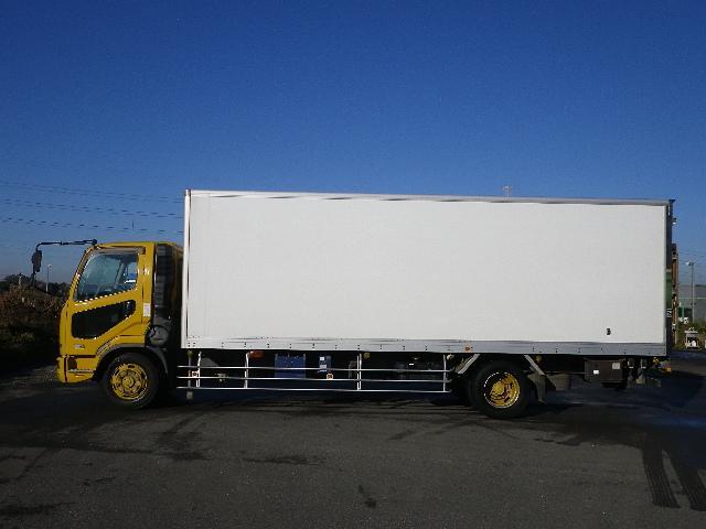 冷蔵冷凍車 マルチリフト 増トン 積載7.2トン(5枚目)