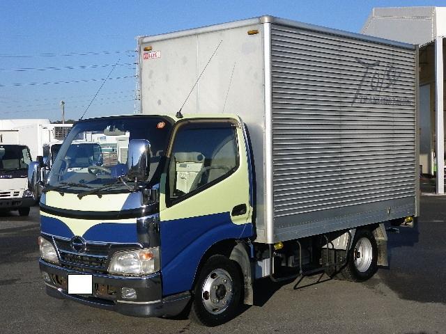 アルミバン 全低床 積載2トン 車両総重量4665Kg(3枚目)