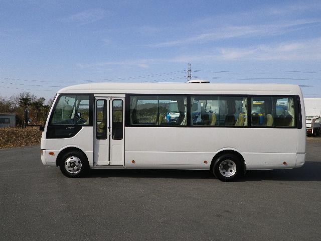 マイクロバス 乗車定員29人 モケットシート リクライニング(4枚目)