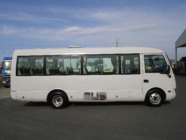 マイクロバス 乗車定員29人 モケットシート リクライニング(6枚目)