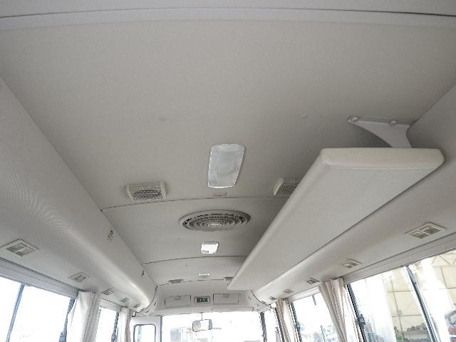 マイクロバス 乗車定員29人 モケットシート リクライニング(14枚目)