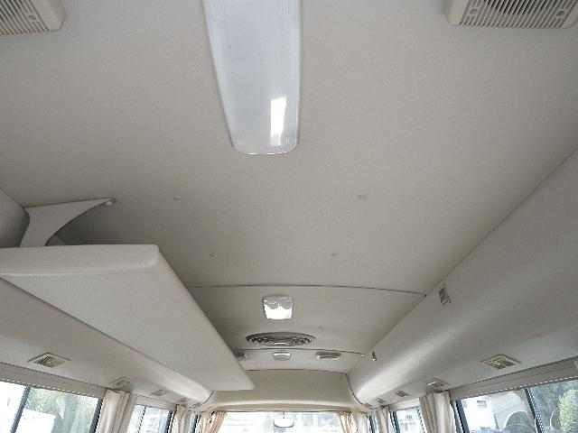 マイクロバス 乗車定員29人 モケットシート リクライニング(15枚目)