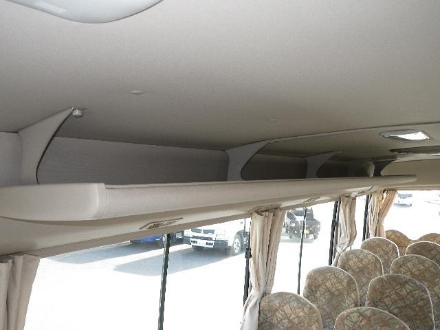 マイクロバス 乗車定員29人 モケットシート リクライニング(16枚目)