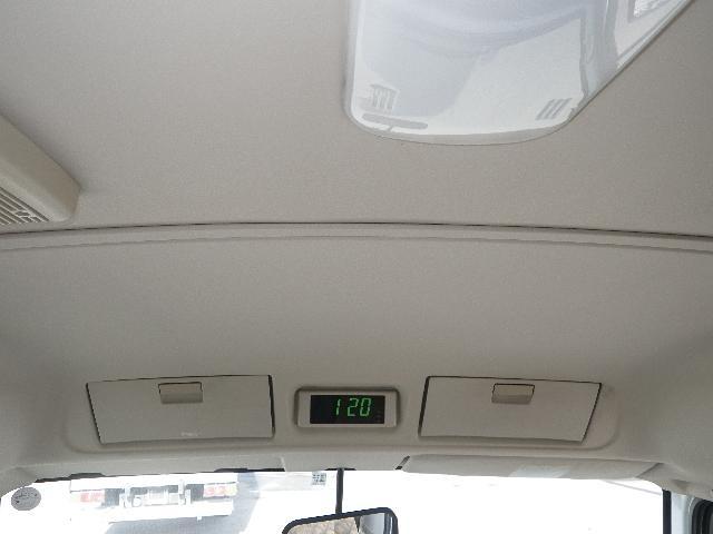 マイクロバス 乗車定員29人 モケットシート リクライニング(17枚目)